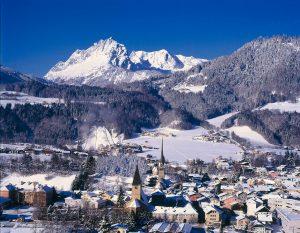 Bischofshofen Winter